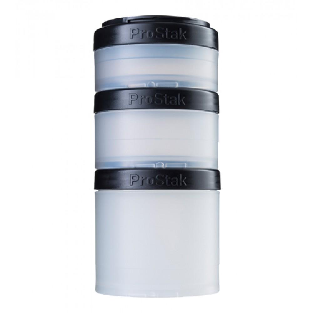 Контейнеры Expansion Pak Blender Bottle прозрачные-черные