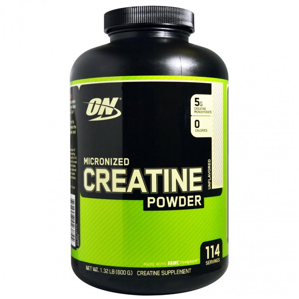 Creatine Powder Optimum Nutrition (600 гр)