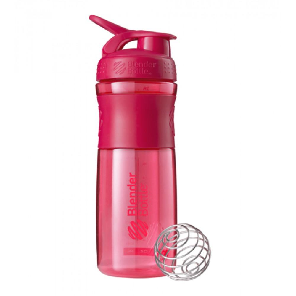 Бутылка Sportmixer Blender Bottle розовая (760 мл)