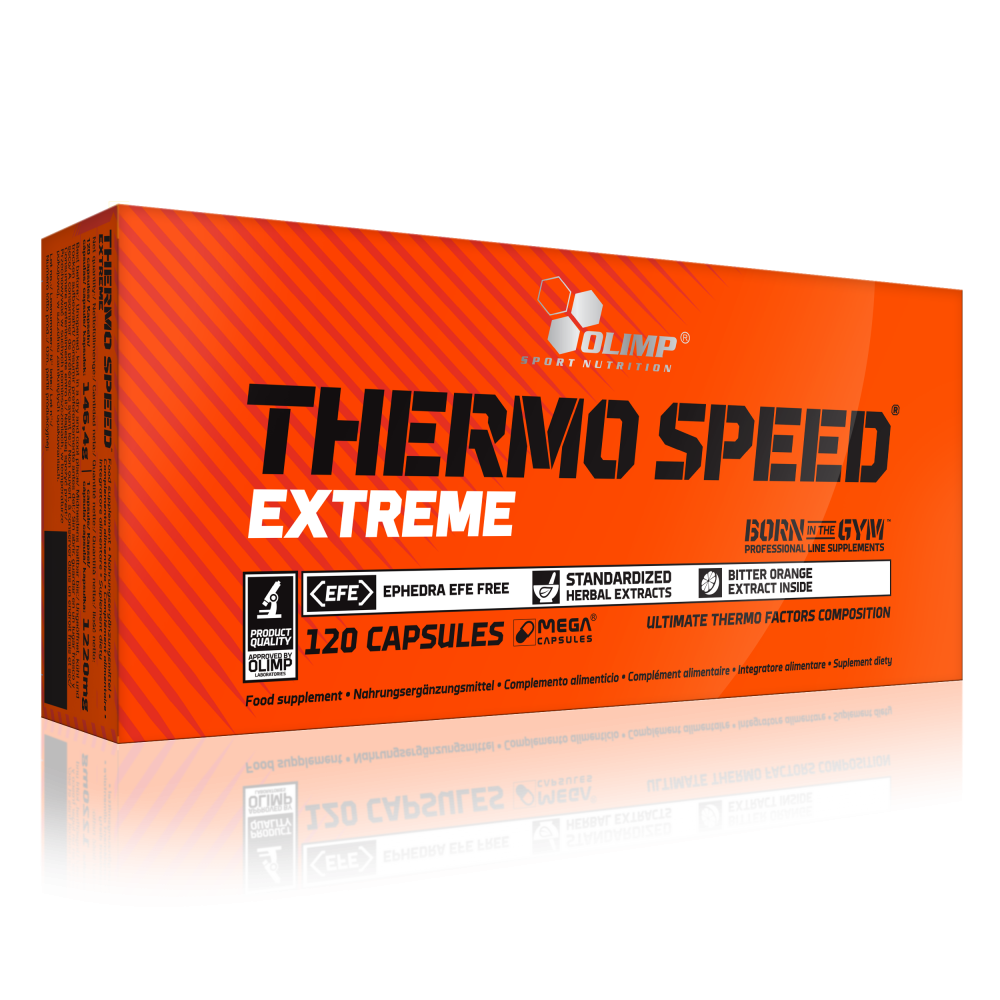 Thermo Speed Extreme Olimp (120 капс.)