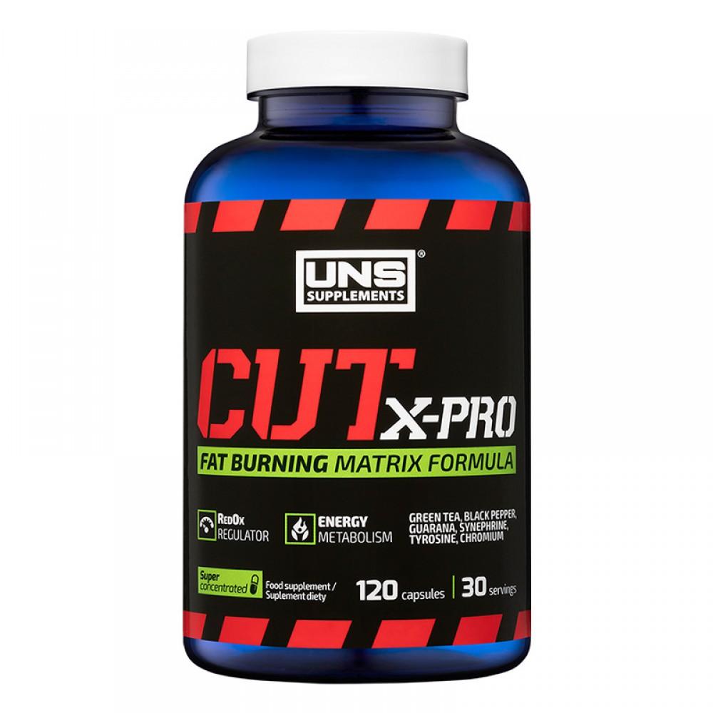 Cut X-Pro UNS Supplements (120 капс)