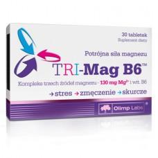 TRI Mag B6 Olimp Labs (30 капс)