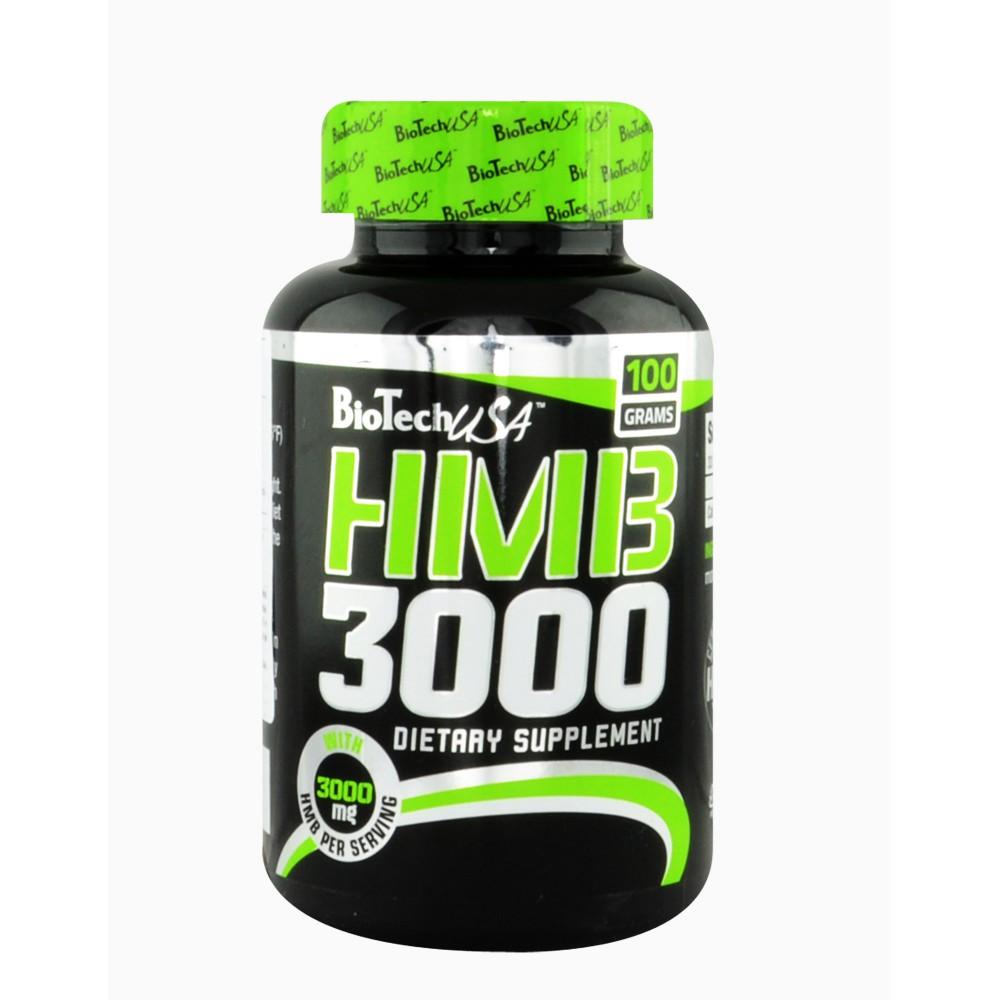 Стимулятор HMB 3000 BioTech USA (100 г)