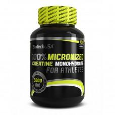 Креатин 100% Creatine Monohydrate BioTech USA (100 г)