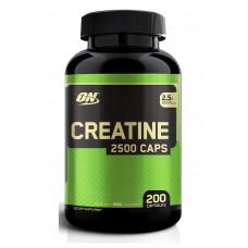 Creatine 2500 Caps Optimum Nutrition (200 капс)