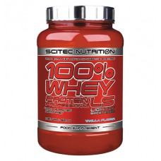 100% Whey Protein Professional LS Scitec Nutrition (920 гр)