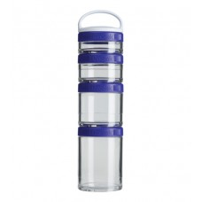 Контейнеры GoStak 4 Pak Blender Bottle синие