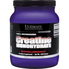 Creatine Monohydrate Ultimate Nutrition (1000 гр)