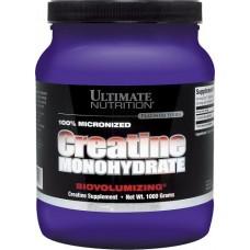 Creatine Monohydrate Ultimate Nutrition (1000 гр)