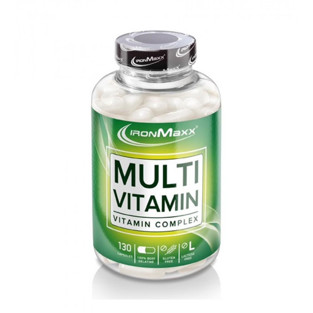 Multivitamin IronMaxx (130 капс)