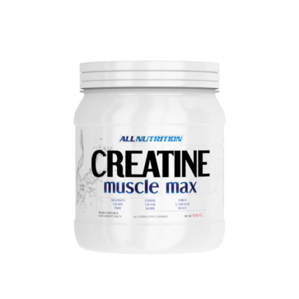 Creatine Muscle Max All Nutrition (500 гр)