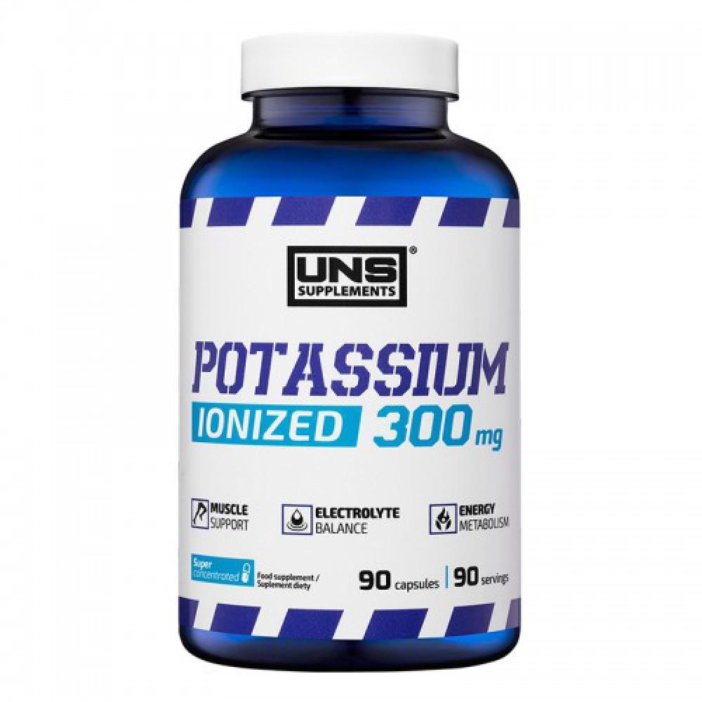 Potassium UNS Supplements (90 табл)