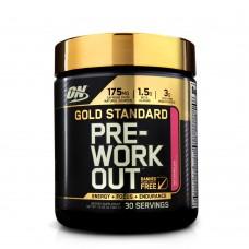 Gold standard pre-workout Optimum Nutrition (300 гр)
