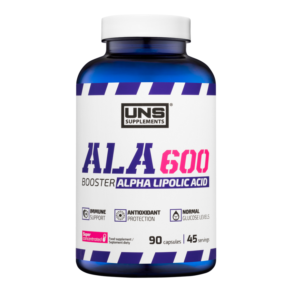Ala 600 Booster UNS Supplements (90 табл)