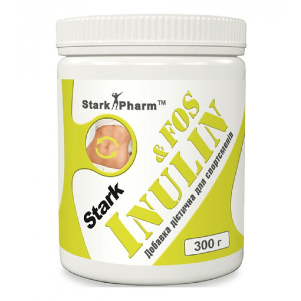 Inulin & FOS Prebiotic Complex Stark Pharm (300 гр)