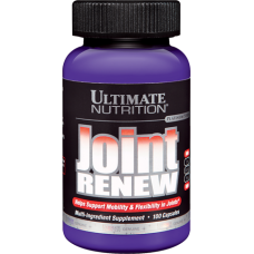 Joint Renew Ultimate Nutrition (100 капс)