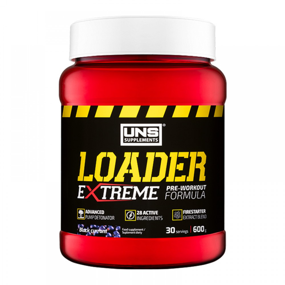 Loader Extrime UNS Supplements (600 гр)