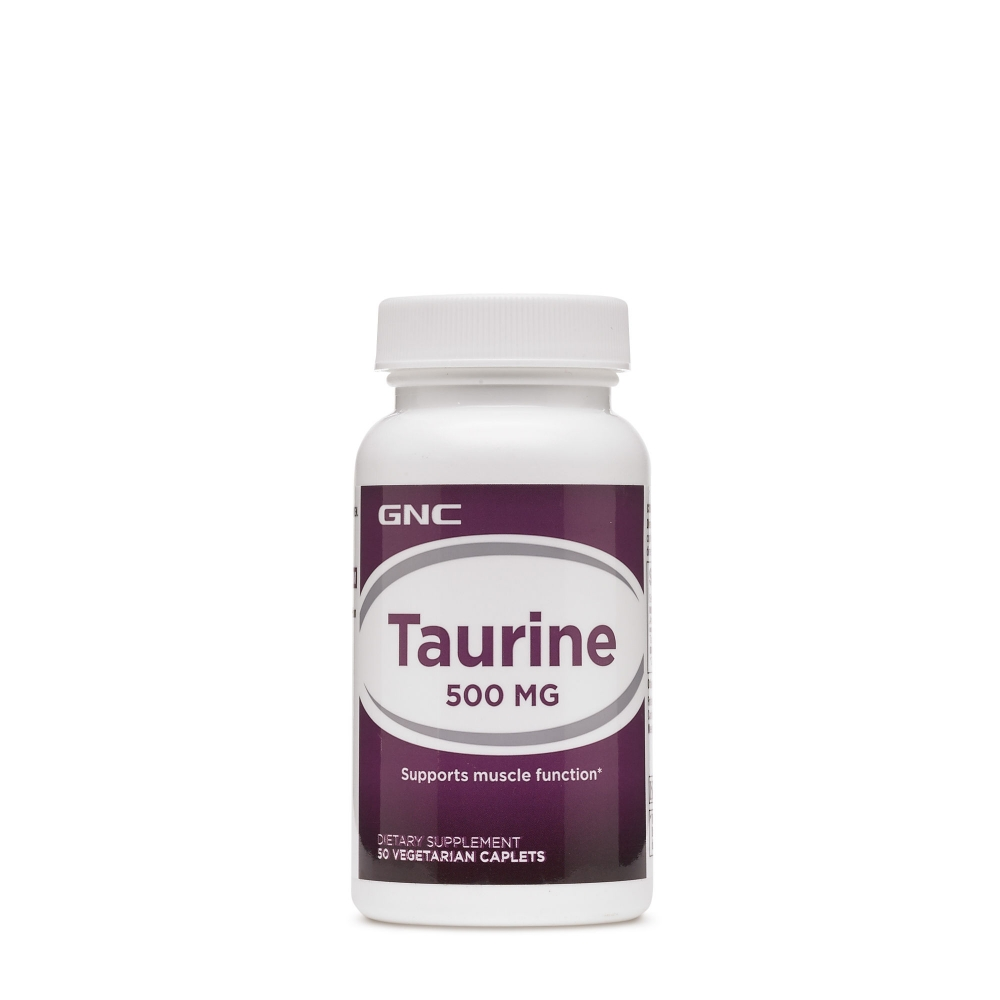 TAURINE 500 Gnc (50 капс)