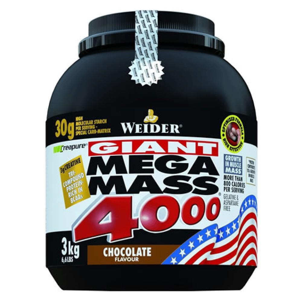Mega Mass 4000 Weider (3000 гр)