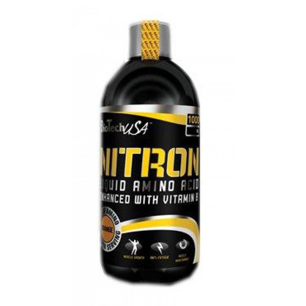 Аминокислоты Nitron Liquid Amino BioTech USA (1000 мл)