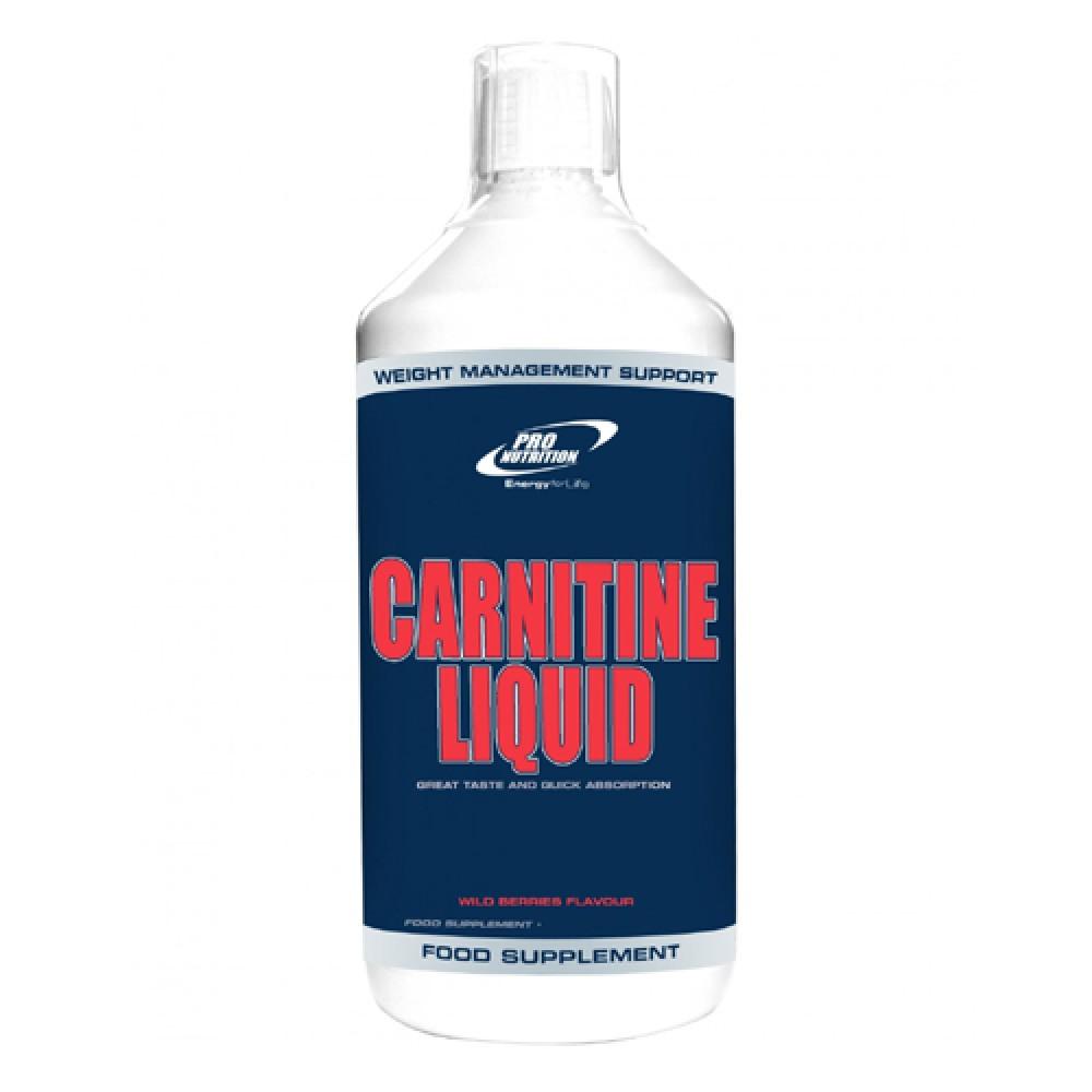 Carnitine Liquid Pro Nutrition (500 мл)