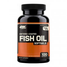 Fish Oil Softgels Optimum Nutrition (100 капс)