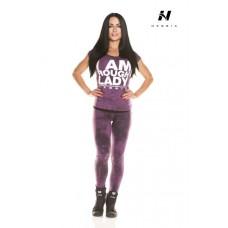 Леггинсы Batik 236 Purple