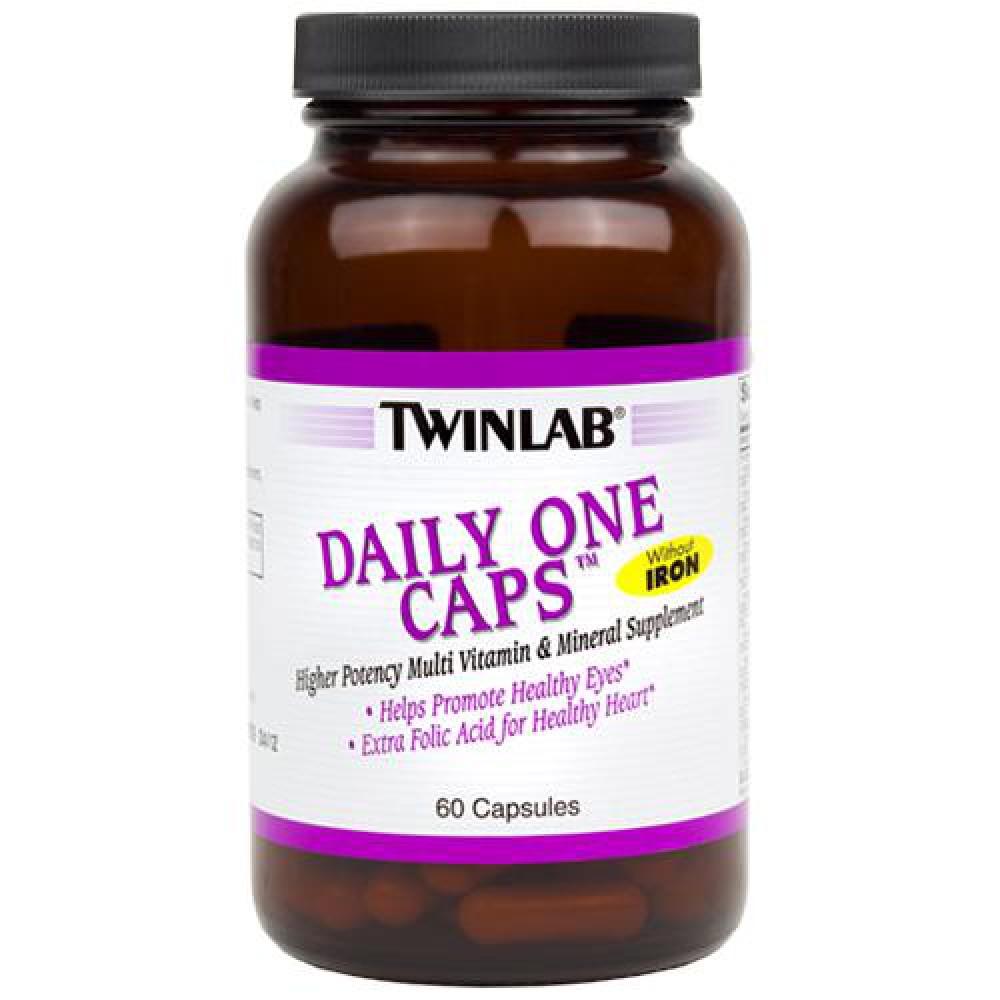 Витамины Daily One Caps Twinlab 60 капс