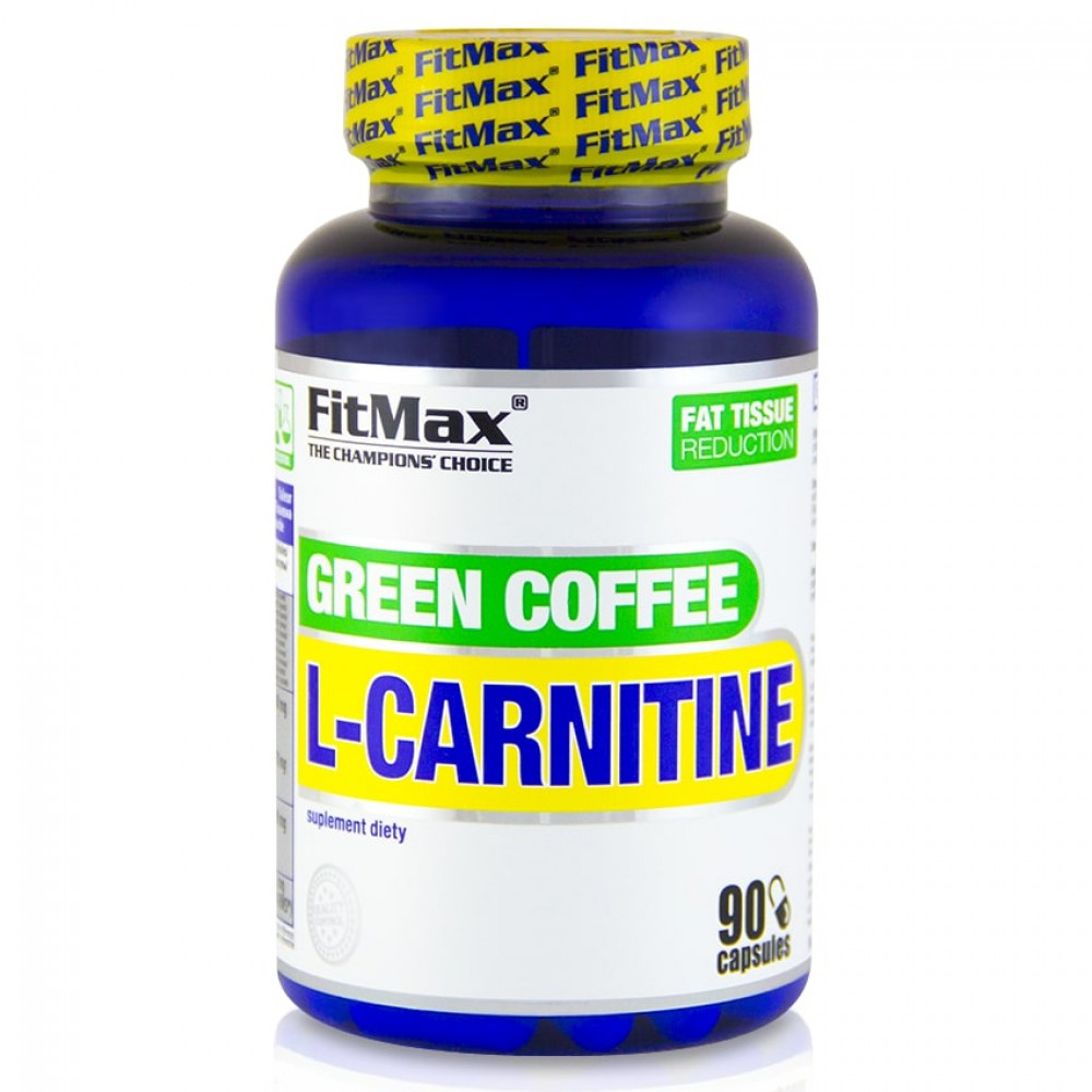 L-Carnitine Green Coffee FitMax (90 капс)