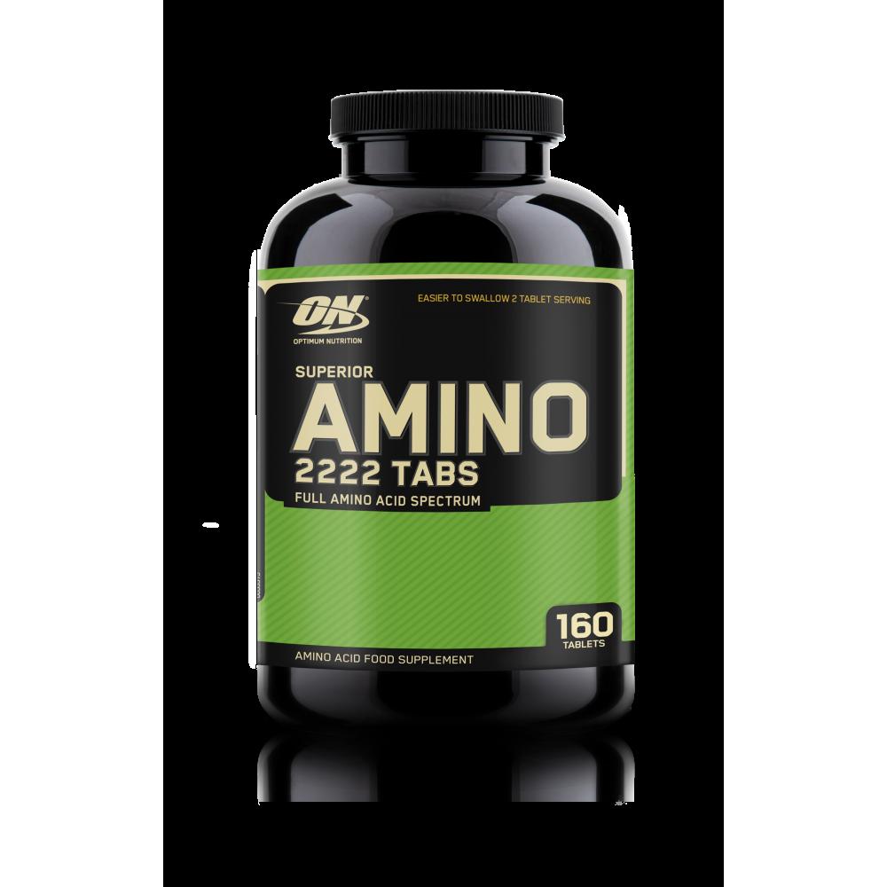 Superior Amino 2222 Tablets Optimum Nutrition (160 табл)