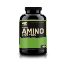 Аминокислоты Superior Amino 2222 Tablets Optimum Nutrition (160 табл)