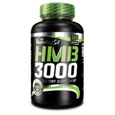 Стимулятор HMB 3000 BioTech USA (200 г)