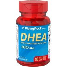 DHEA 100 mg Piping Rock (90 табл)