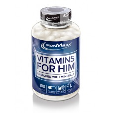 Vitamins for Him IronMaxx (100 капс)