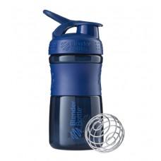 Бутылка Sportmixer Blender Bottle темно-синяя (600 мл)