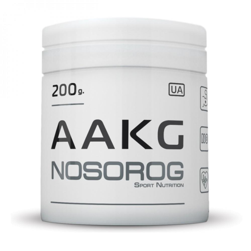 AAKG Nosorog Nutrition (200 гр)