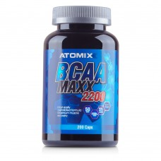 BCAA MAXX 2200 Atomixx (200 капс)