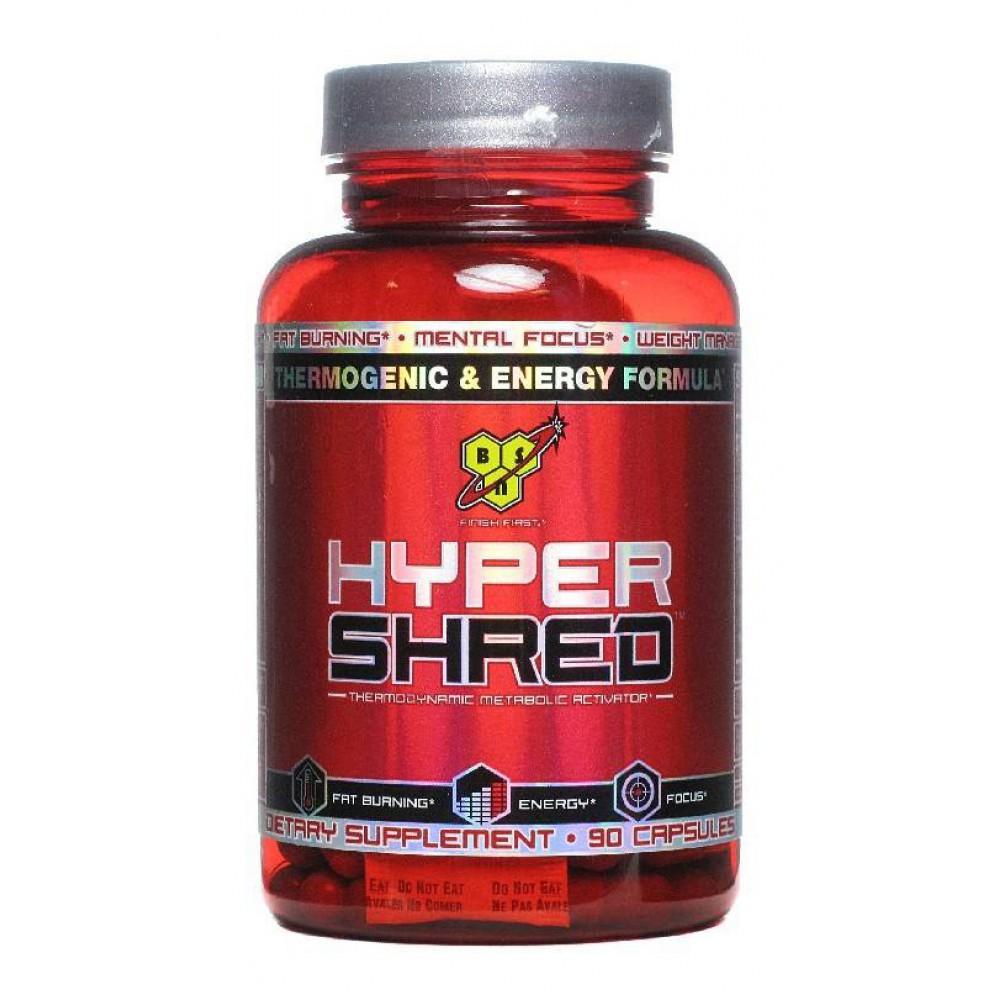 Hiper shred BSN (90 капс)
