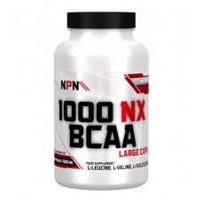 BCAA 1000 Nx Nex Pro Nutrition (120 капс)