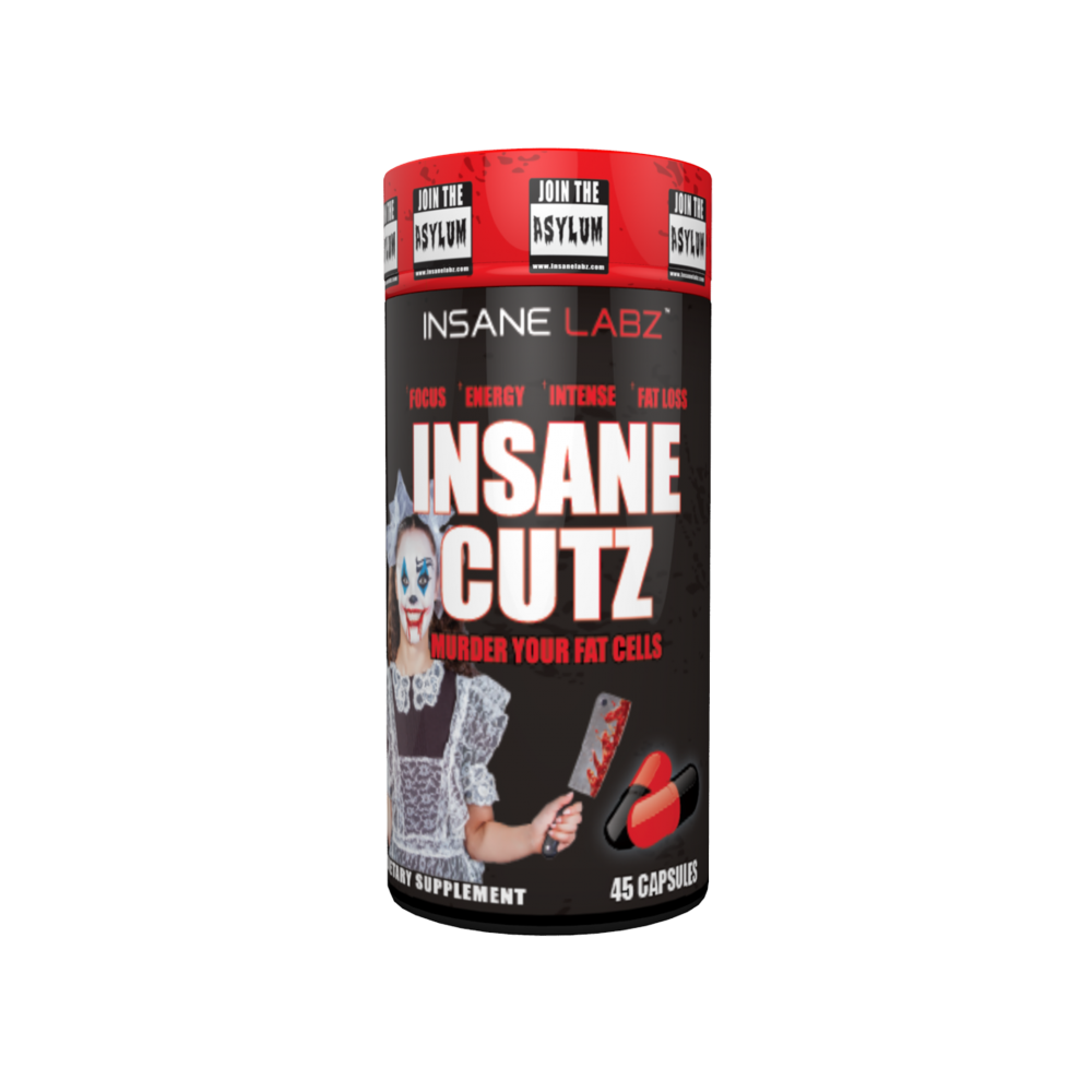 Insane Cuts Insane Labz (45 капс)