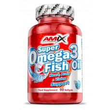 Super Omega 3 Amix Nutrition (90 капс)