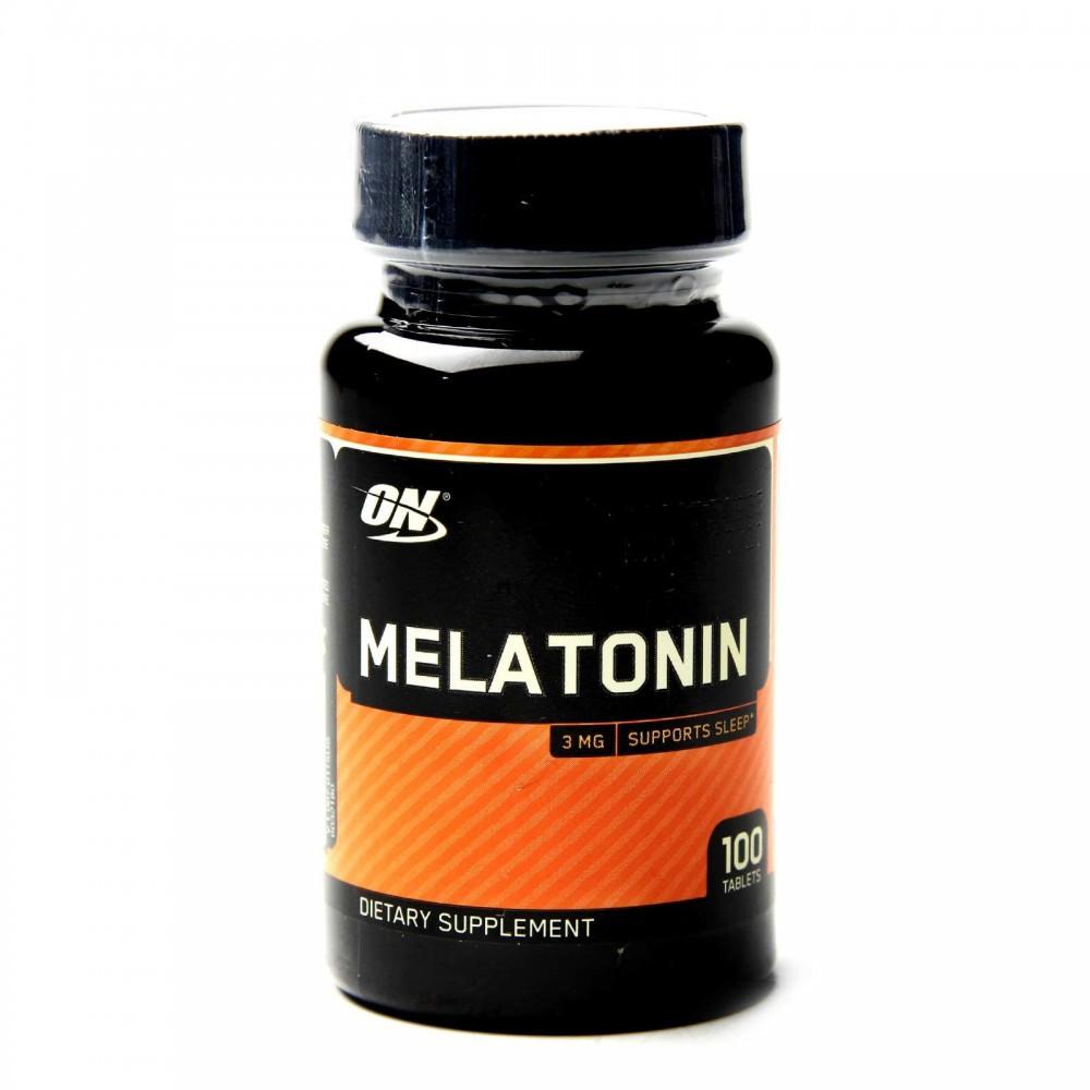 Melatonin Optimum Nutrition (100 табл)