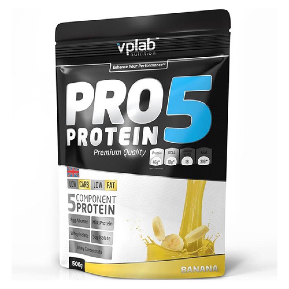PRO 5 Protein VP Lab (500 гр)