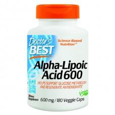 Best Alpha Lipoic Acid  Doctor's Best (60 капс)