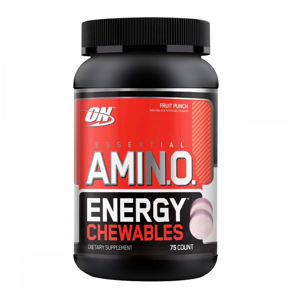 Amino Energy Chewables Optimum Nutrition (75 табл)