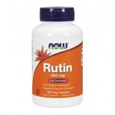 Rutin 450 mg NOW (100 капс)
