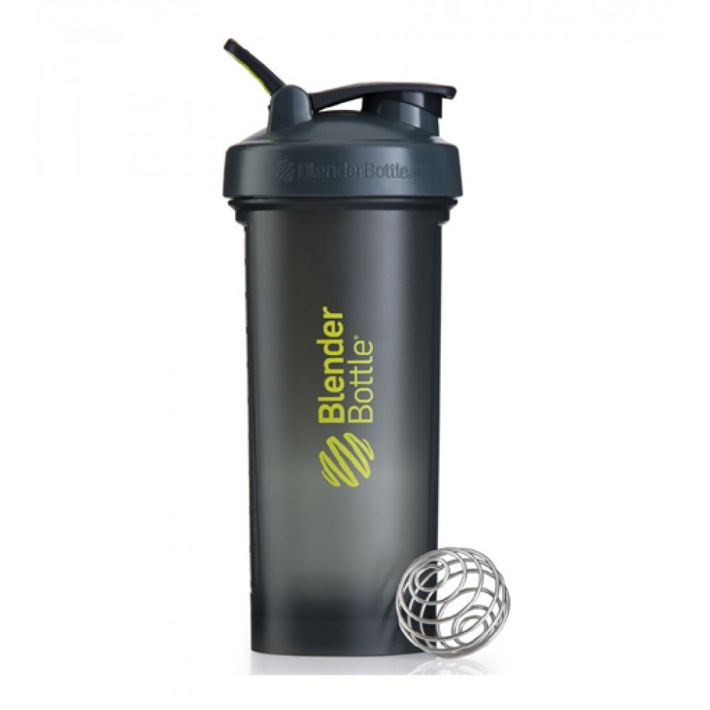 Шейкер Pro45 Blender Bottle серо-зеленый (1300 мл)
