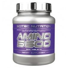 Amino 5600 Scitec Nutrition (500 табл)