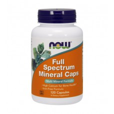 Full Spectrum Mineral NOW (120 капс)