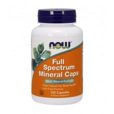 Full Spectrum Mineral NOW (120 капс)